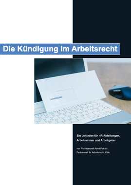 Anwalt Arbeitsrecht Köln